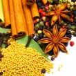 Foto Stock: Spices