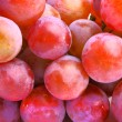 Delicious red grapes - Photo