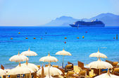 Holiday at Cannes, France — Stock Photo