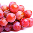 Delicious red grapes — Stock Photo