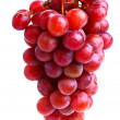 Stock Photo: Delicious red grapes