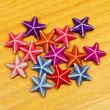 Stars color — Stock Photo