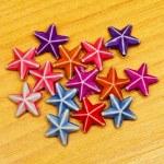 Stars color — Stock Photo