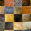 Fur fabric — Stock Photo