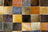 Fur fabric — Stock Photo