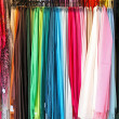 Color scarves - Foto de Stock