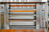 Bakery oven — Stock Photo