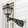 Trieste lantern — Stock Photo