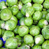 Brussels sprouts — Foto Stock