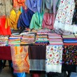 Foto Stock: Clothing stall