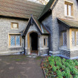 Stock Photo: Medieval house