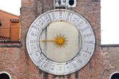 Orologio di san giacomo — Foto Stock