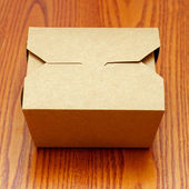 Closed box — Stockfoto