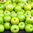 Green apples — Stockfoto