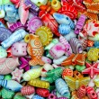 Beads pattern — Stock Photo