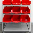 Supply trolley — Stock Photo #5684612
