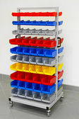 Workshop cart — Stock Photo