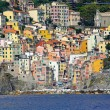 Riomaggiore color - Stock Photo