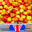British apples — Stock Photo
