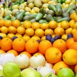 Fruit pile — Stock Photo