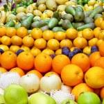 Fruit pile — Stock Photo #5772704