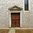 Stock Photo: Church entrance