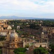 Rome colosseum view — Stock Photo