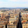 Rome panorama — Stock Photo
