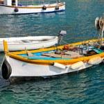 Small fishing boat — Stock Photo