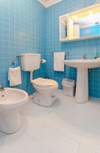 厕所 — 图库照片