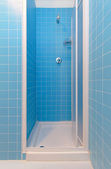Shower cabin — Stock Photo