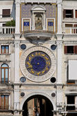 St. Marco clocktower — Stock Photo