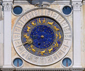 San Marco astrology clock — Stock Photo