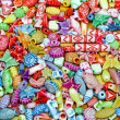 Colour beads — Stock Photo
