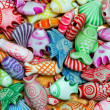 Sea life beads — Stock Photo