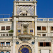 Clock tower Venice - Stock Photo
