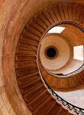 Escalera espiral — Foto de Stock