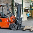 Forklift — Stock Photo #6133983