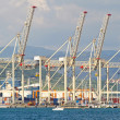 Port docka — Stockfoto