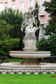 Opatija fountain — Stock Photo
