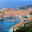 Royalty-Free Stock Photo: Aerial Dubrovnik