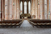 Lutheran Church Marktkirche — Stock Photo