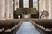 Marktkirche Lutheran church — Stock Photo
