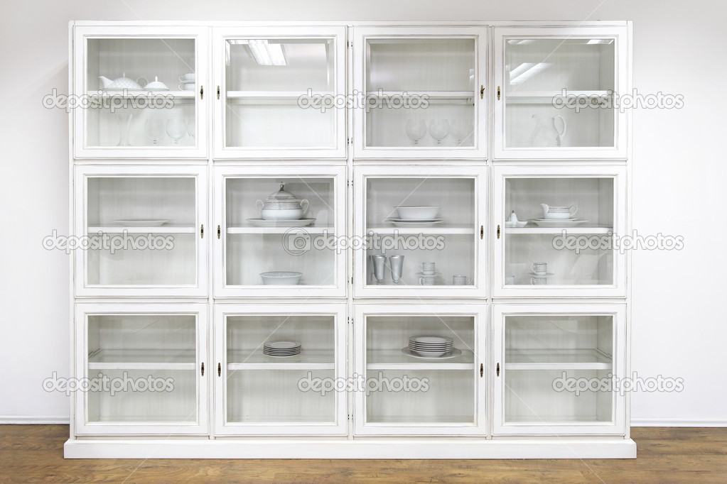 wei schrank stockfoto baloncici 6371348. Black Bedroom Furniture Sets. Home Design Ideas