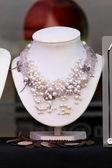 Pearl necklace — Стоковое фото