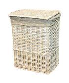 Laundry basket — Stock Photo