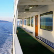 Ferry boat - Stock Photo