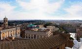 вид на юг рим — Стоковое фото