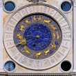 Zodiac clock San Marco — Stock Photo #6451039