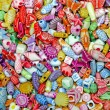 Stock Photo: Beads color
